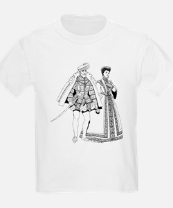 Renaissance of traditional character T-Shirt