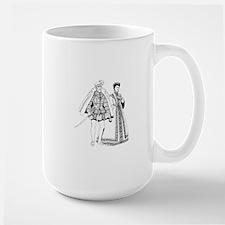 Renaissance of traditional character Mugs