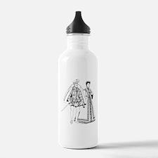 Renaissance of traditi Water Bottle