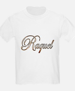 Gold Raquel T-Shirt