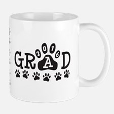 GRAD 2016 Paws Mugs