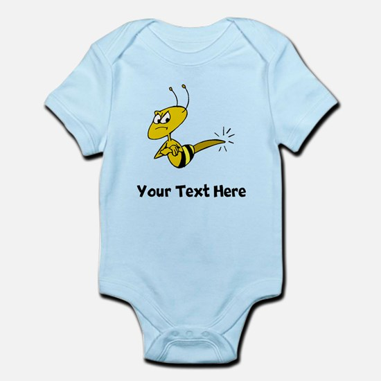 Angry Bee (Custom) Body Suit
