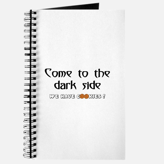 Cute Darkside Journal