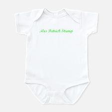 Mrs Patrick Stump  Infant Bodysuit