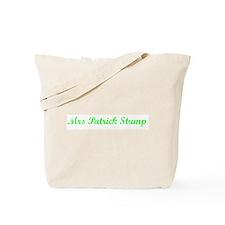 Mrs Patrick Stump  Tote Bag