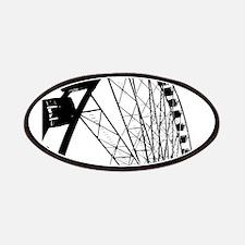 Fairground Big Wheel Patch