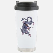 Chinese classical drago Stainless Steel Travel Mug