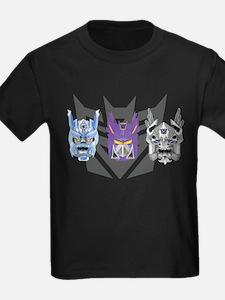 Transformer head design art T-Shirt