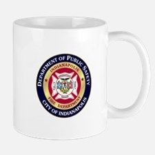 Indianapolis Fire Mug