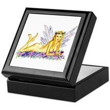 Anaya Fairy Keepsake Box