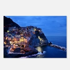 Cute Cinque terre Postcards (Package of 8)