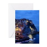 Italian birthday Greeting Cards (10 Pack)