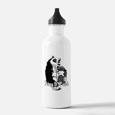 Cute Sonic the hedgehog Water Bottle