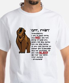 Druid/Bear T-Shirt