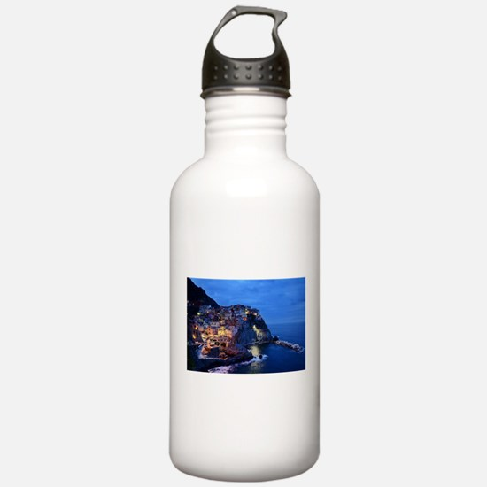 Italy Cinque Terre Tou Water Bottle