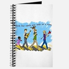 Changing the world one walk at a time Journal