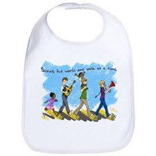 Changing the world one walk at a time Bib