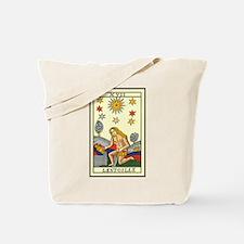 tarot card Tote Bag