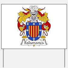 Salamanca Yard Sign