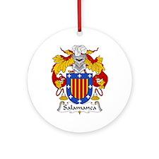 Salamanca Ornament (Round)