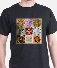 Harvest Moons Quilts T-Shirt