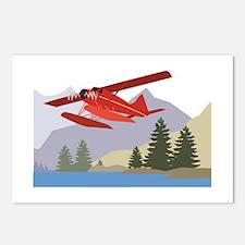 Alaska Plane Postcards (Package of 8)