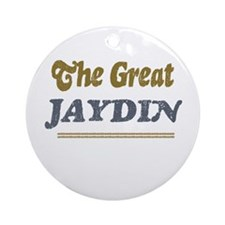 Jaydin Ornament (Round)