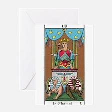 tarot card Greeting Cards