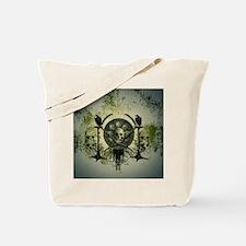 Amazing skulls Tote Bag