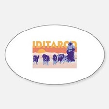 Iditarod Race Decal