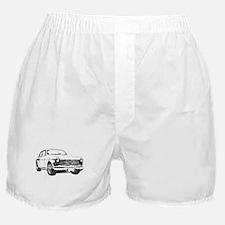 old car Boxer Shorts