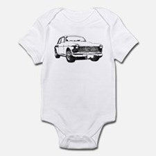 old car Infant Bodysuit
