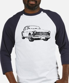 old car Baseball Jersey