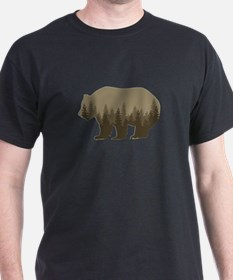 Grizzly Trees T-Shirt