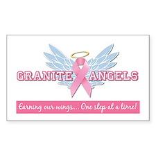 Granite Angels Decal