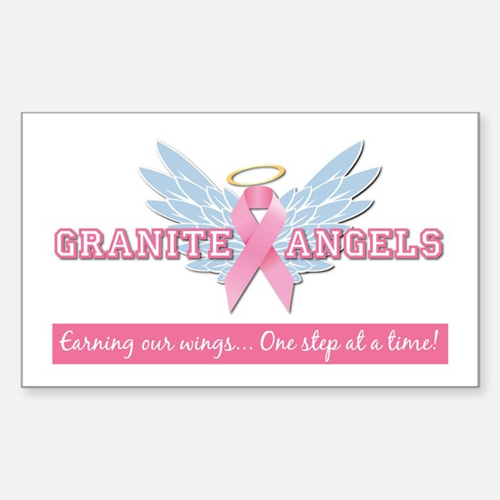 Granite Angels Decal