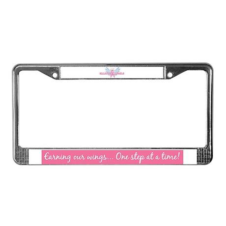 Granite Angels License Plate Frame