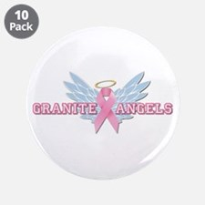 """Granite Angels 3.5"""" Button (10 pack)"""