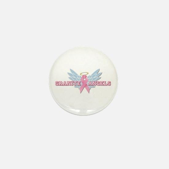 Granite Angels Mini Button