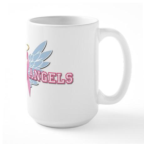 Granite Angels Large Mug