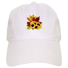 Fall Bouquet Baseball Cap