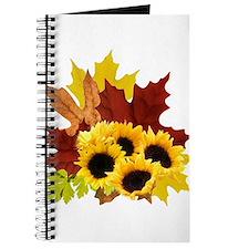 Fall Bouquet Journal