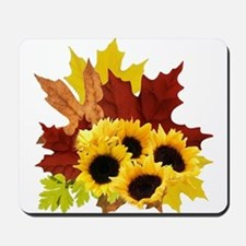 Fall Bouquet Mousepad