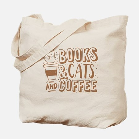 Books and cats and coffee