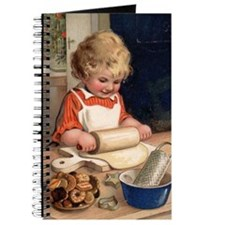 Baking Cookies Journal