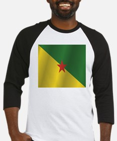 Cute French guiana Baseball Jersey