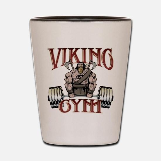 Viking Gym 5 Shot Glass