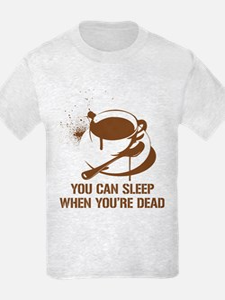 coffee sleep T-Shirt