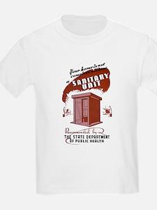 WPA Sanitary Unit T-Shirt