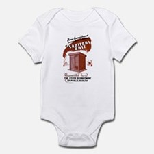 WPA Sanitary Unit Infant Bodysuit